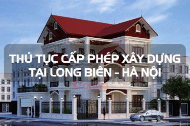 Quy định mới nhất về cấp phép xây dựng nhà ở riêng lẻ đô thị quận Long Biên - Hà Nội 11
