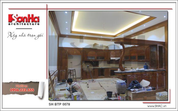 Việc thiết kế và thi công nội thất biệt thự tân cổ điển có những nguyên tắc nhất định và khắt khe