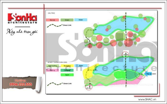 Ý tưởng thiết kế và quy hoạch công viên Diên Hồng tại Pleiku Gia Lai (10)