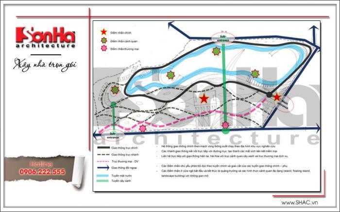 Ý tưởng thiết kế và quy hoạch công viên Diên Hồng tại Pleiku Gia Lai (12)