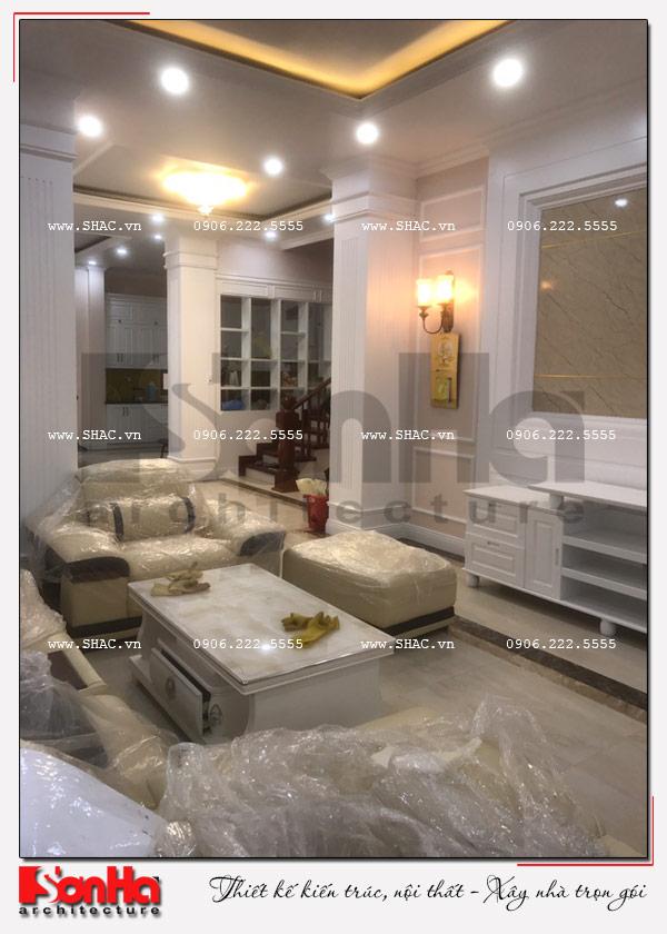 Không gian nhà đẹp số 10 - Hình ảnh thực tế nhất về thiết kế thi công nội thất biệt thự Paris Vinhomes Imperia 1
