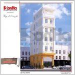 1 Thiết kế kiến trúc khách sạn mini tại quảng ninh sh ks 0044