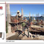 7 Ảnh thực tế thi công nhà ống kiến trúc pháp tại quảng ninh sh nop 0141