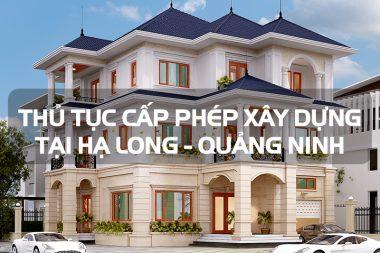 Hồ sơ xin cấp phép xây dựng nhà ở riêng lẻ tại đô thị của TP Hạ Long (Quảng Ninh) 7