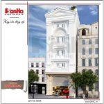 Khách sạn nhỏ 5 tầng - ks 0004 2
