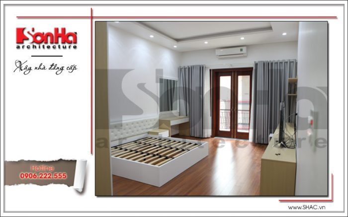 cải tạo nội thất phòng ngủ dành cho nhà phố tại hải phòng