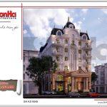 3 Thiết kế kiến trúc khách sạn đẹp tiêu chuẩn 4 sao tại bến tre sh ks 0045