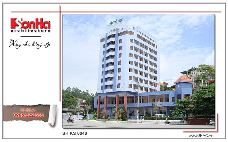 Thiết kế cải tạo khách sạn tiêu chuẩn quốc tế 3 sao Vân Hải tại Quảng Ninh – SH KS 0046 1