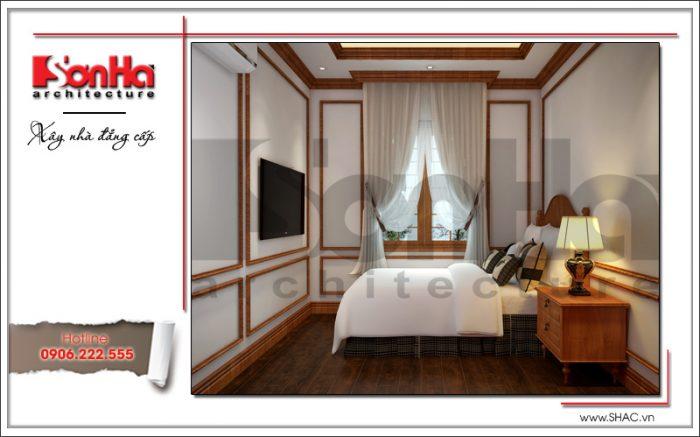 Phương án thiết kế được đánh giá điển hình của các kiểu phòng ngủ đẹp hợp phong thủy