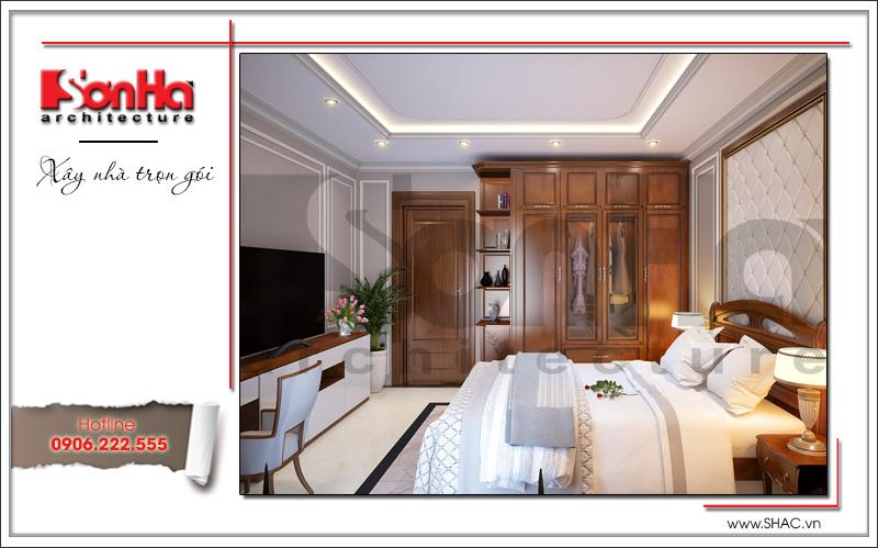 Thiết kế kiến trúc và nội thất căn hộ cho thuê tại Sài Gòn - SH VP 0033 11