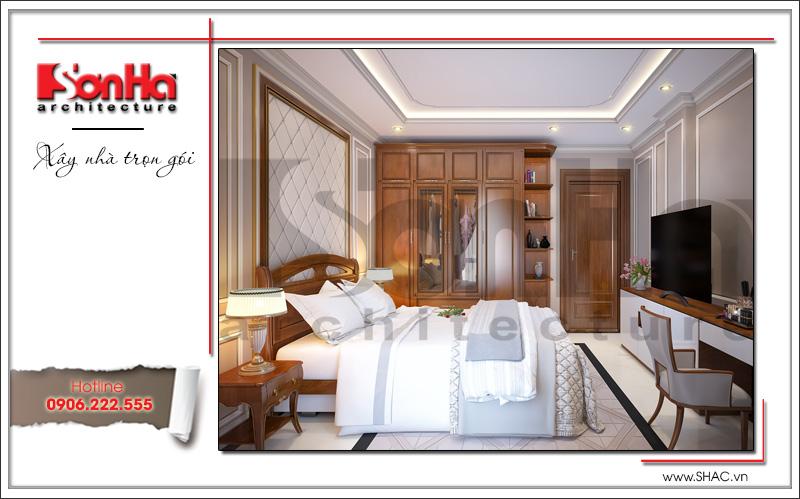 Thiết kế kiến trúc và nội thất căn hộ cho thuê tại Sài Gòn - SH VP 0033 4