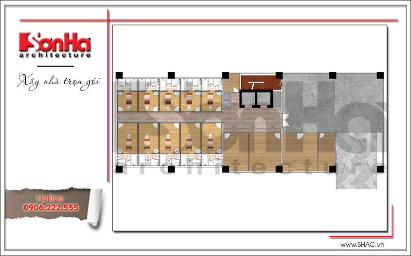 Thiết kế khách sạn 4 sao kiến trúc cổ điển tại Phú Quốc (Kiên Giang) – SH KS 0047 4