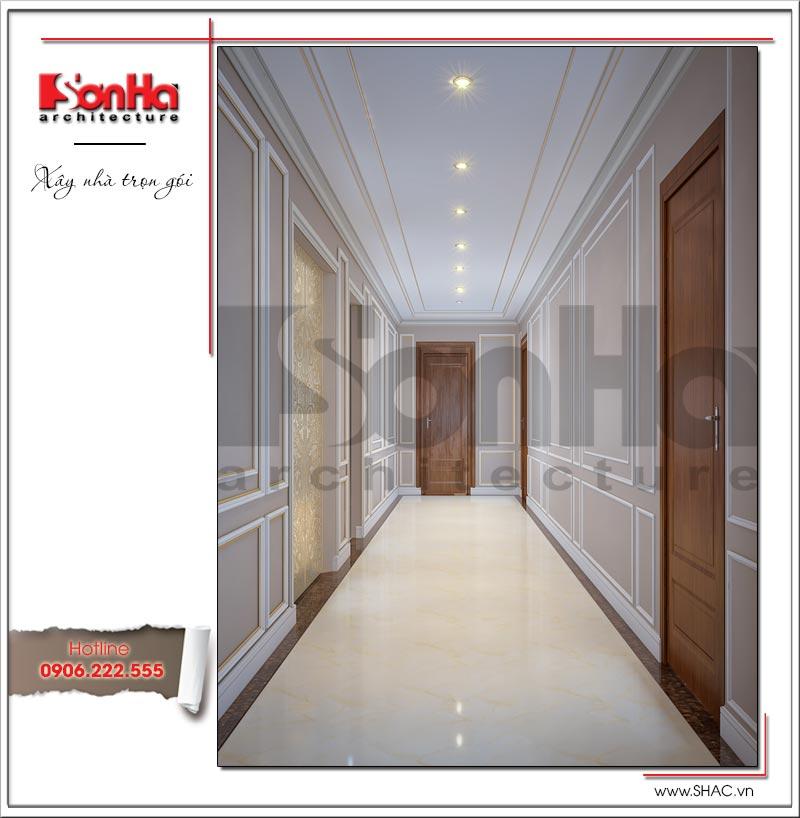 Thiết kế kiến trúc và nội thất căn hộ cho thuê tại Sài Gòn - SH VP 0033 9