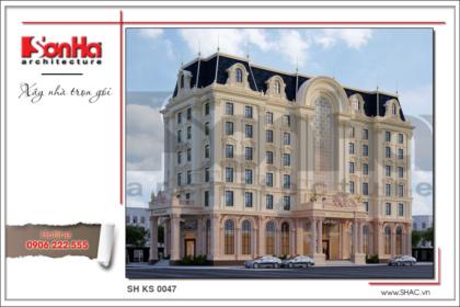 BÌA kiến trúc khách sạn 4 sao tại phú quốc sh ks 0047