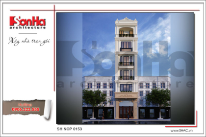 BÌA mẫu kiến trúc nhà phố kiến trúc pháp đẹp tại quảng ninh sh nop 0153