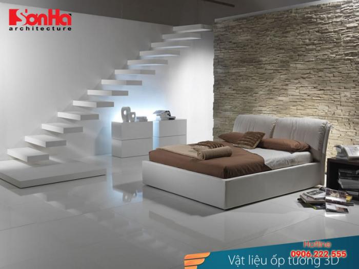 Không gian nội thất hiện đại với 5 loại vật liệu ốp tường mới nhất (1)