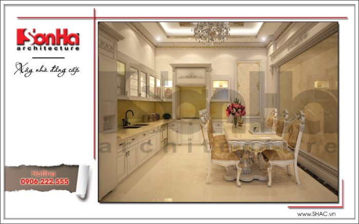 Những nguyên tắc cần thiết để thiết kế tủ bếp hợp phong thủy cho nội thất tiện nghi