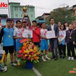 Sơn Hà Architecture tự hào đồng hành cùng giải bóng đá sinh viên Đại học mở Hà Nội (1)
