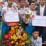 Sơn Hà Architecture tự hào đồng hành cùng giải bóng đá sinh viên Đại học mở Hà Nội (11)