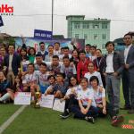 Sơn Hà Architecture tự hào đồng hành cùng giải bóng đá sinh viên Đại học mở Hà Nội (6)