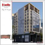 4 Thiết kế phương án 2 kiến trúc khách sạn đẹp tại hải phòng sh ks 0049