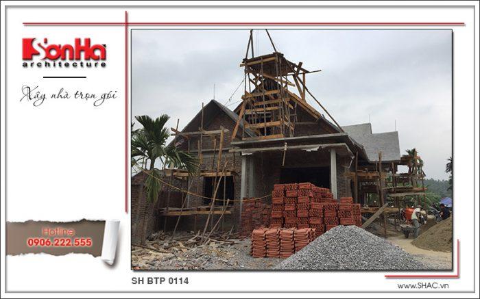 Cách tính chi phí xây nhà cấp 4 diện tích 100m2 với chi phí đầu tư tối thiểu 4 triệu/m2