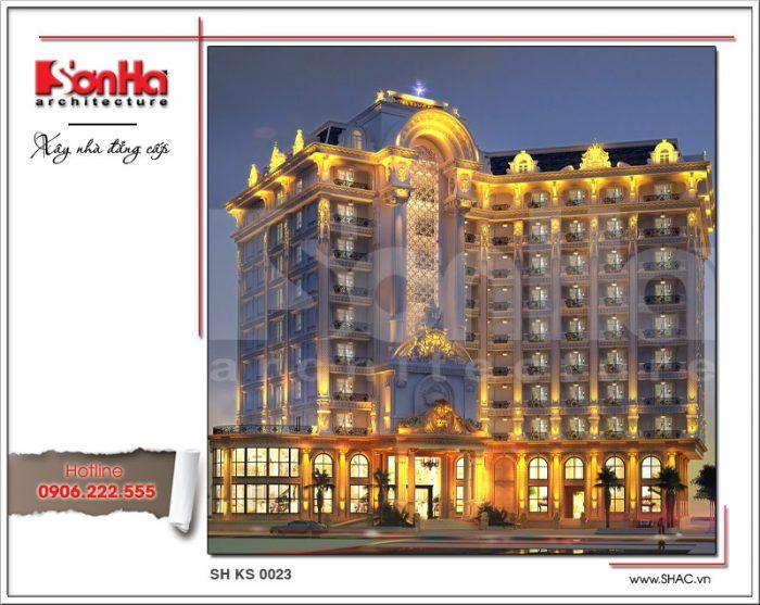 Mãn nhãn với thiết kế của mẫu khách sạn tiêu chuẩn 5 sao tại hòn đảo Phú Quốc xinh đẹp