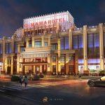 Phối cảnh dự án khách sạn Q Mama