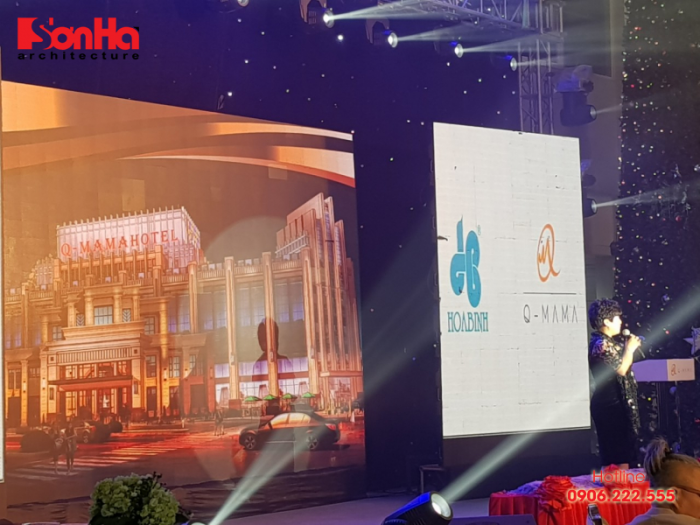 Sơn Hà thiết kế cải tạo khách sạn 5 sao QMaMa (4)