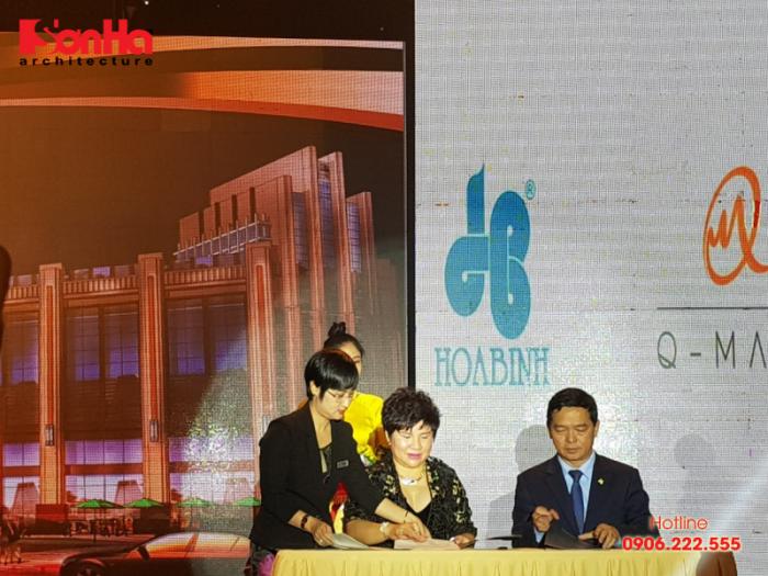 Sơn Hà thiết kế cải tạo khách sạn 5 sao QMaMa (5)