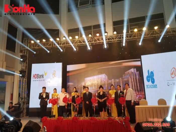 Sơn Hà thiết kế cải tạo khách sạn 5 sao QMaMa (7)