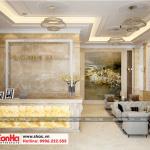 1 Thiết kế nội thất sảnh lễ tân khách sạn 3 sao tại vũng tàu sh ks 0051