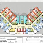 10 Mặt bằng công năng tầng 5 6 7 8 khách sạn tân cổ điển 4 sao tại quảng ninh sh ks 0050