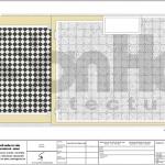 10 Mặt bằng công năng tầng mái khách sạn tân cổ điển 3 sao tại quảng ninh sh ks 0053
