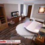 13 Thiết kế nội thất phòng ngủ vip khách sạn 3 sao tại vũng tàu sh ks 0051