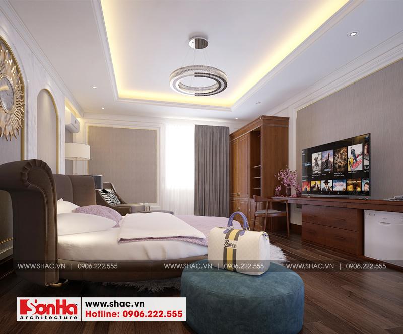 Thiết kế khách sạn tân cổ điển tiêu chuẩn 3 sao tại Vũng Tàu – SH KS 0051 24