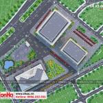 4 Bản đồ quy hoạch khách sạn tân cổ điển 4 sao tại quảng ninh sh ks 0050