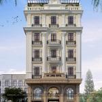 4 Mẫu kiến trúc khách sạn tân cổ điển 3 sao tại quảng ninh sh ks 0053