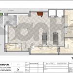 5 Mặt bằng công năng tầng hầm khách sạn tân cổ điển 3 sao tại quảng ninh sh ks 0053