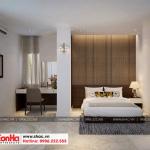 7 Thiết kế phòng ngủ đơn khách sạn 3 sao tại vũng tàu sh ks 0051