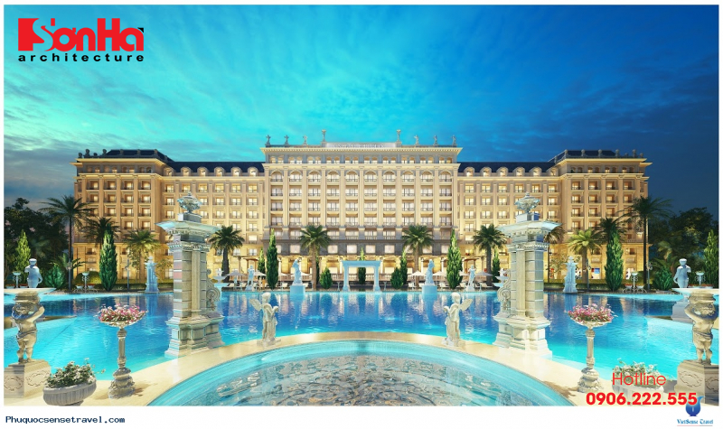 Tiêu chuẩn thiết kế khách sạn 6 sao cập nhật [month]/[year] 7