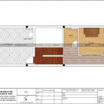 5 Mặt bằng công năng tầng 4 nhà phố hiện đại tại quảng ninh sh nod 0183
