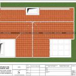8 Mặt bằng công năng tầng mái nhà ống pháp tại hải phòng sh nop 0158