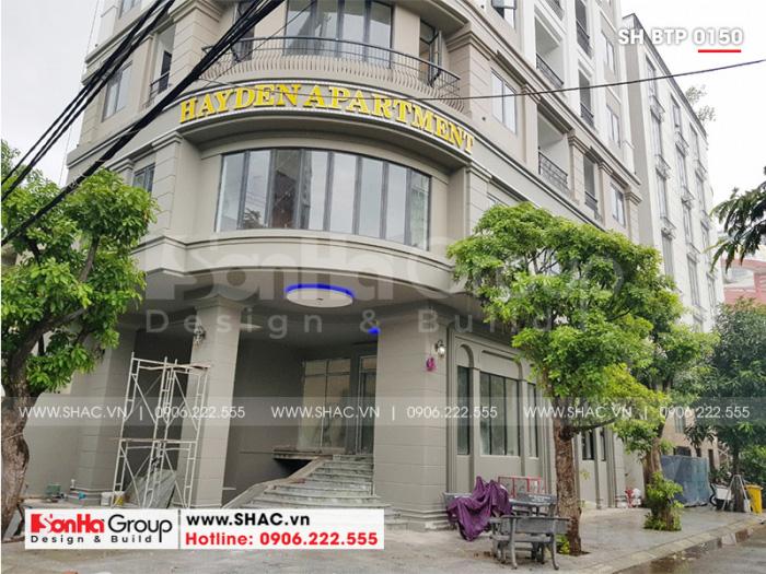 1 Ảnh thi công khách sạn tân cổ điển đẹp tại đà nẵng sh ks 0059