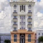1 Thiết kế khách sạn tân cổ điển 3 sao tại vĩnh phúc sh ks 0057