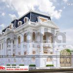 1 Thiết kế kiến trúc biệt thự pháp cổ điển tại cần thơ sh btp 0120