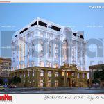 1 Thiết kế phương án 1 kiến trúc nhà hàng tân cổ điển tại hải phòng sh bck 0048