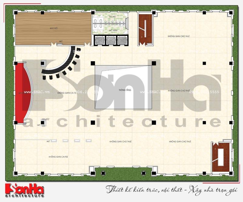Thiết kế nhà hàng và khu dịch vụ tổng hợp tại Hải Phòng – SH BCK 0048 11