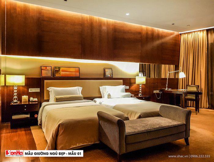 100+ Mẫu giường ngủ đẹp tạo lên thiết kế nội thất phòng ngủ đẳng cấp và xa hoa (1)