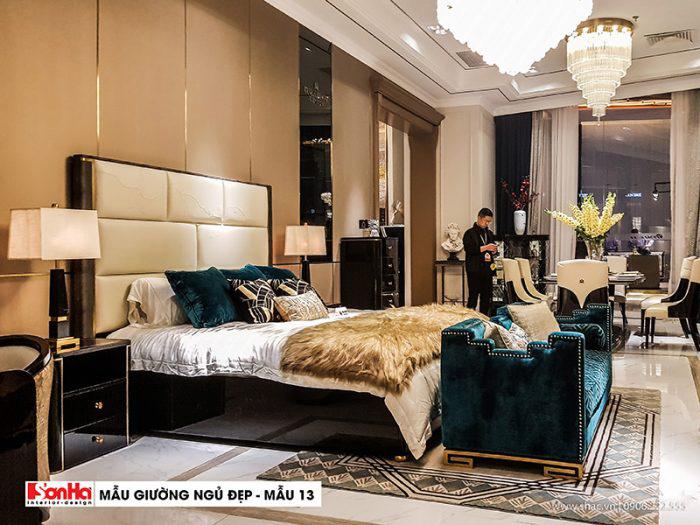100+ Mẫu giường ngủ đẹp tạo lên thiết kế nội thất phòng ngủ đẳng cấp và xa hoa (13)